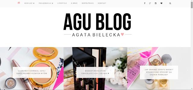 Agu blog Agata Bielecka