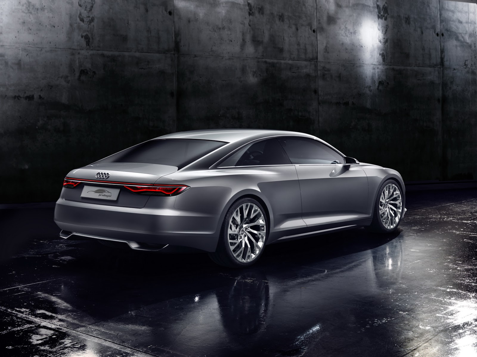 Audi Prologue Coupe Concept is Ingolstadt's S-Class Coupe
