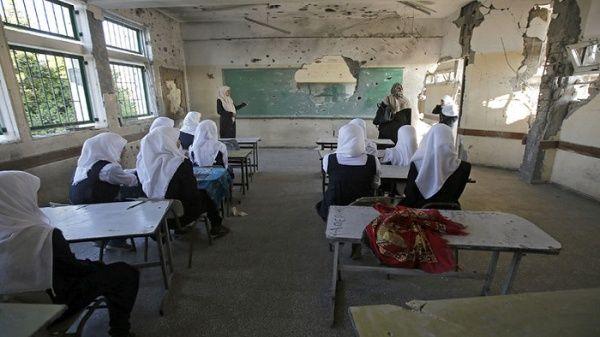 ONU condena destrucción de escuelas palestinas por israelíes