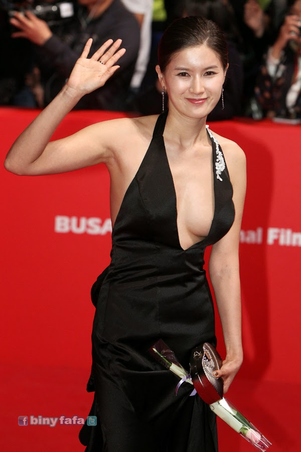 Ji Seong Won (지성원, 池成元 Chí chéng yuán) - 16th Busan ​​International Film Festival (BIFF 2011) on 6th October 2011