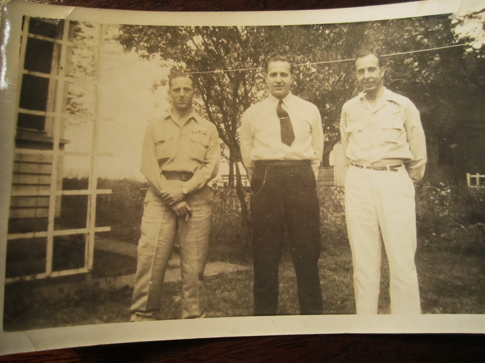 Climbing My Family Tree: Don, Paul, and Clarence Snyder