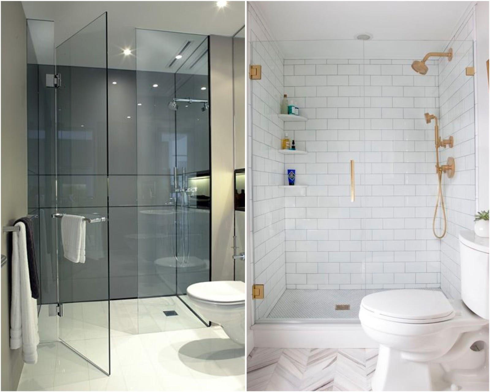 Tipos de ba os tips para ba os peque os es algo personal - Tipos de espejos para banos ...
