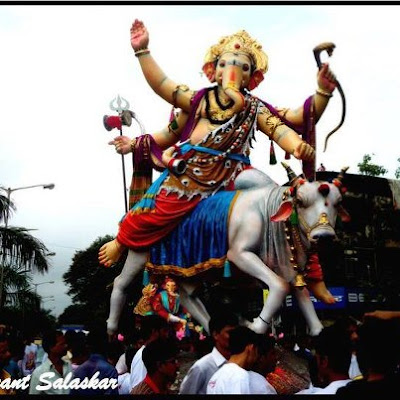 Happy Ganesh Chaturthi Facebook(Fb) Covers
