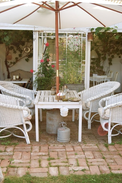 Decorate Apartment Patio Ideas
