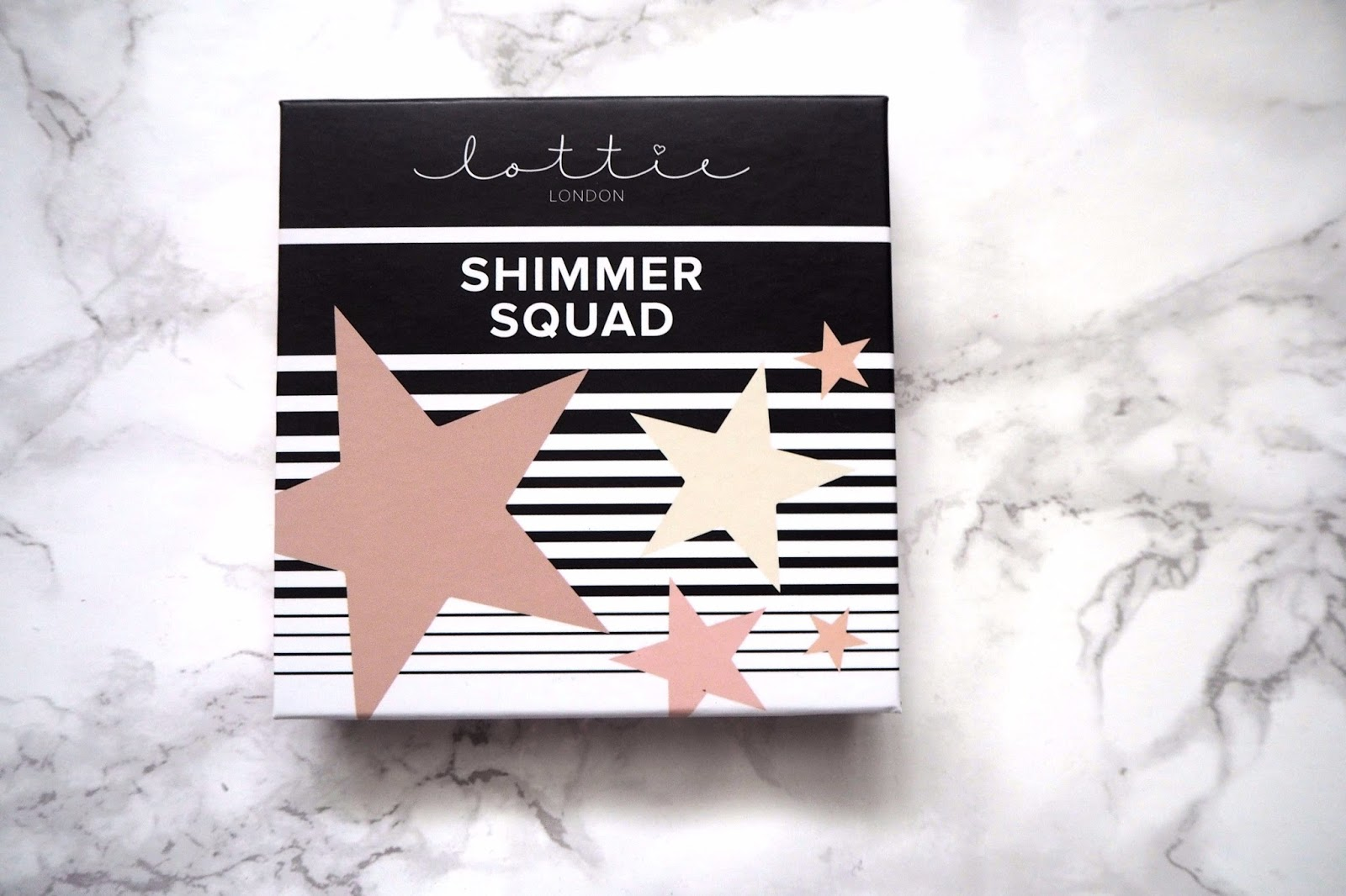 Shimmer Palette Packaging