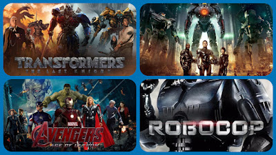hollywood-top-5-robotic-films, googlehub2019