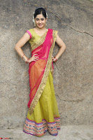Actress Ronika in Red Saree ~  Exclusive celebrities galleries 008.JPG