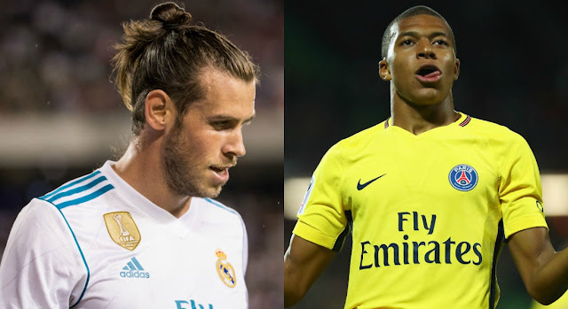 REVEALED: Bale Stops Mbappe From Going To Real Madrid