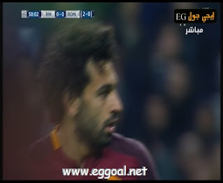 """فيديو """" صلاح يضيع انفراد تام امام ريال مدريد salah vs real"""