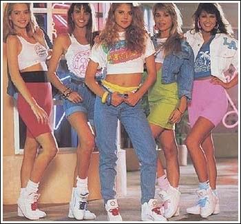 Deco&moda: años 80