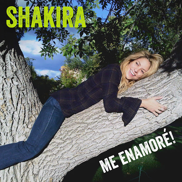 Shakira - Me Enamoré - Single Cover