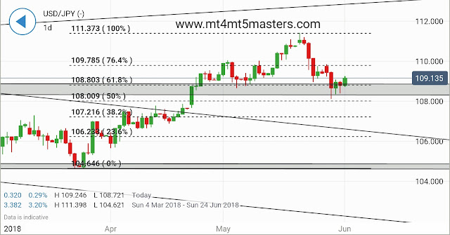 Japanese Yen Technical Analysis: Key Retracement Props Up USD/JPY