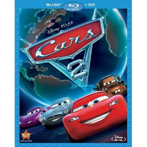 Cars 2 on Blu-Ray/DVD Comes out TOMORROW! - Must Have Mom