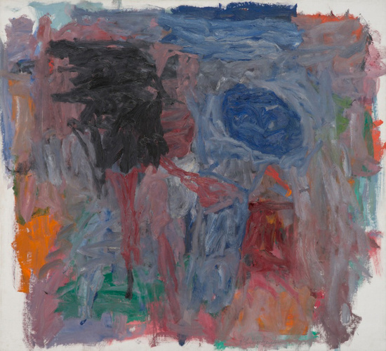Philip Guston painting