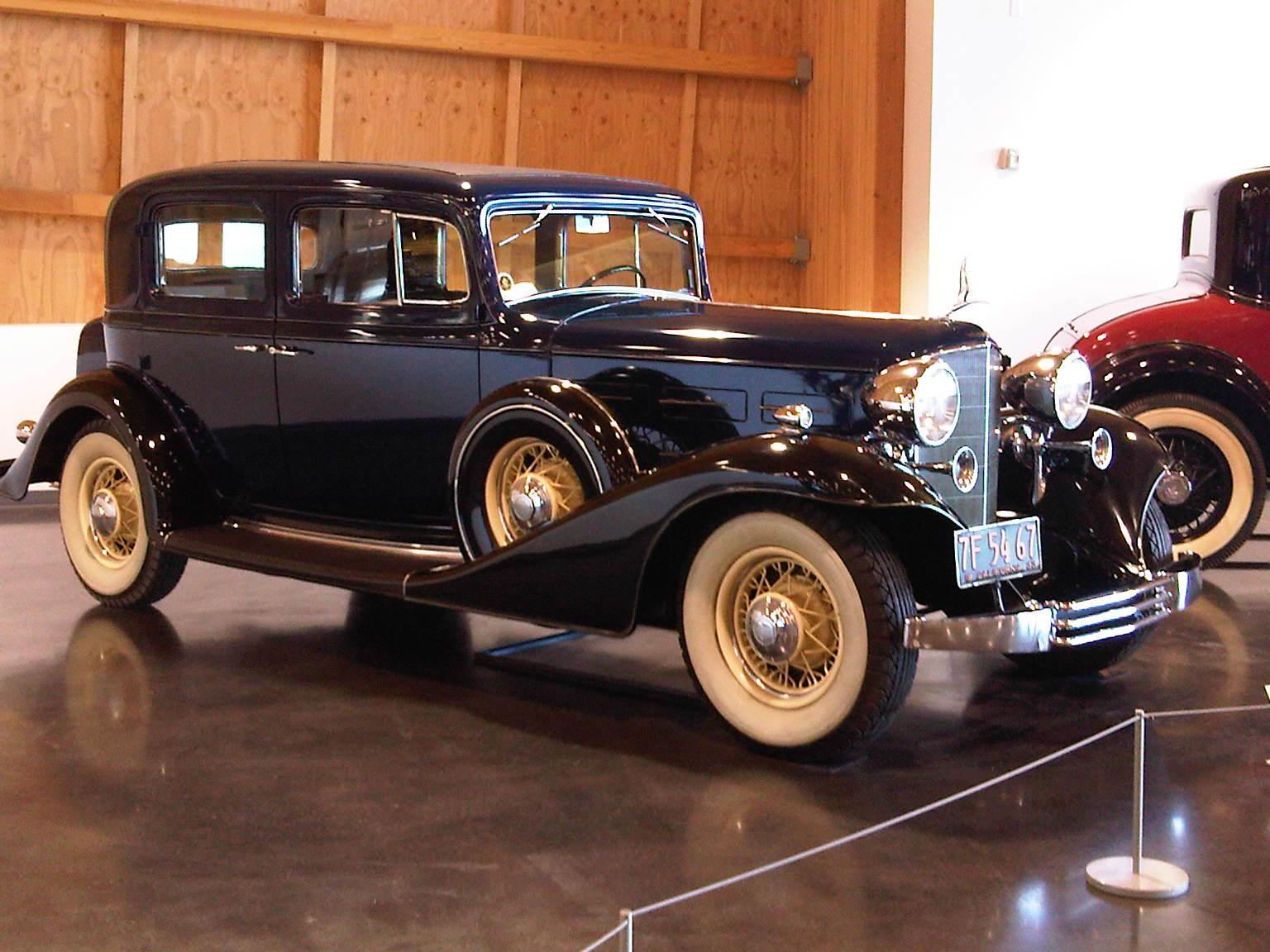 1920 Car: The Pioneer Apron: LeMay American Car Museum Trip