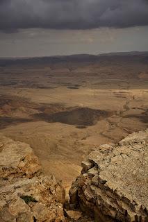 достопримечательности израиля кратер Махтеш рамон