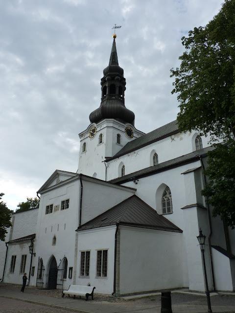 Catedral de Sta. María, Tallinn