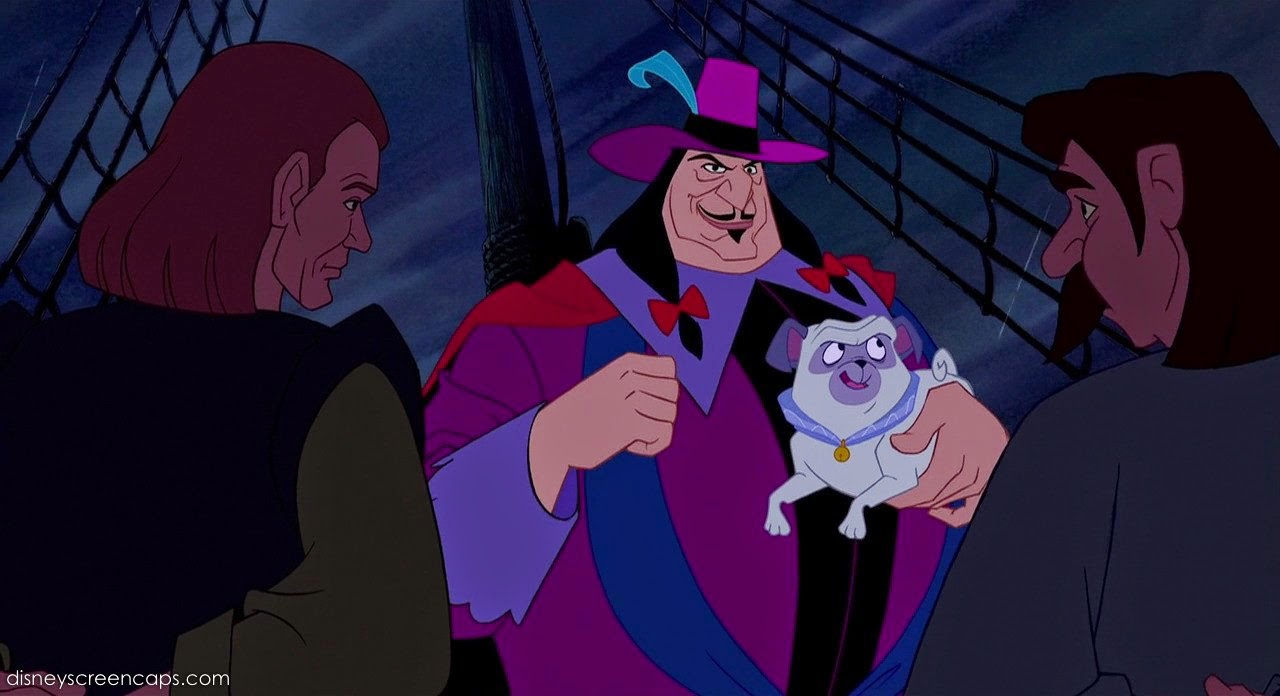AuthorQuest: Analyzing The Disney Villains: Governor