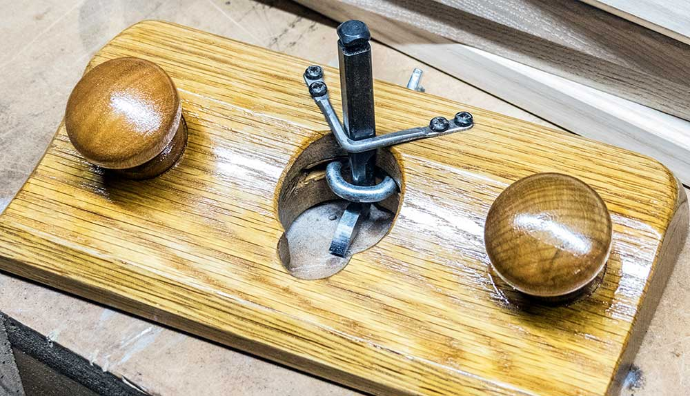 How To Make A Router Plane Woodworking Masterclasses
