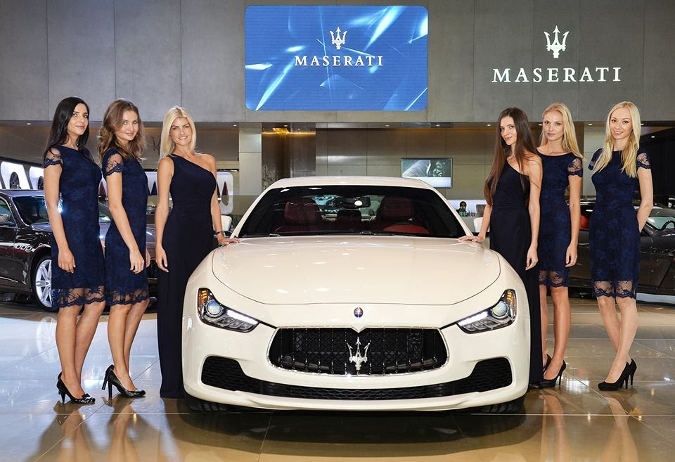 Maserati Staying In South Africa But Loses Distribution ...