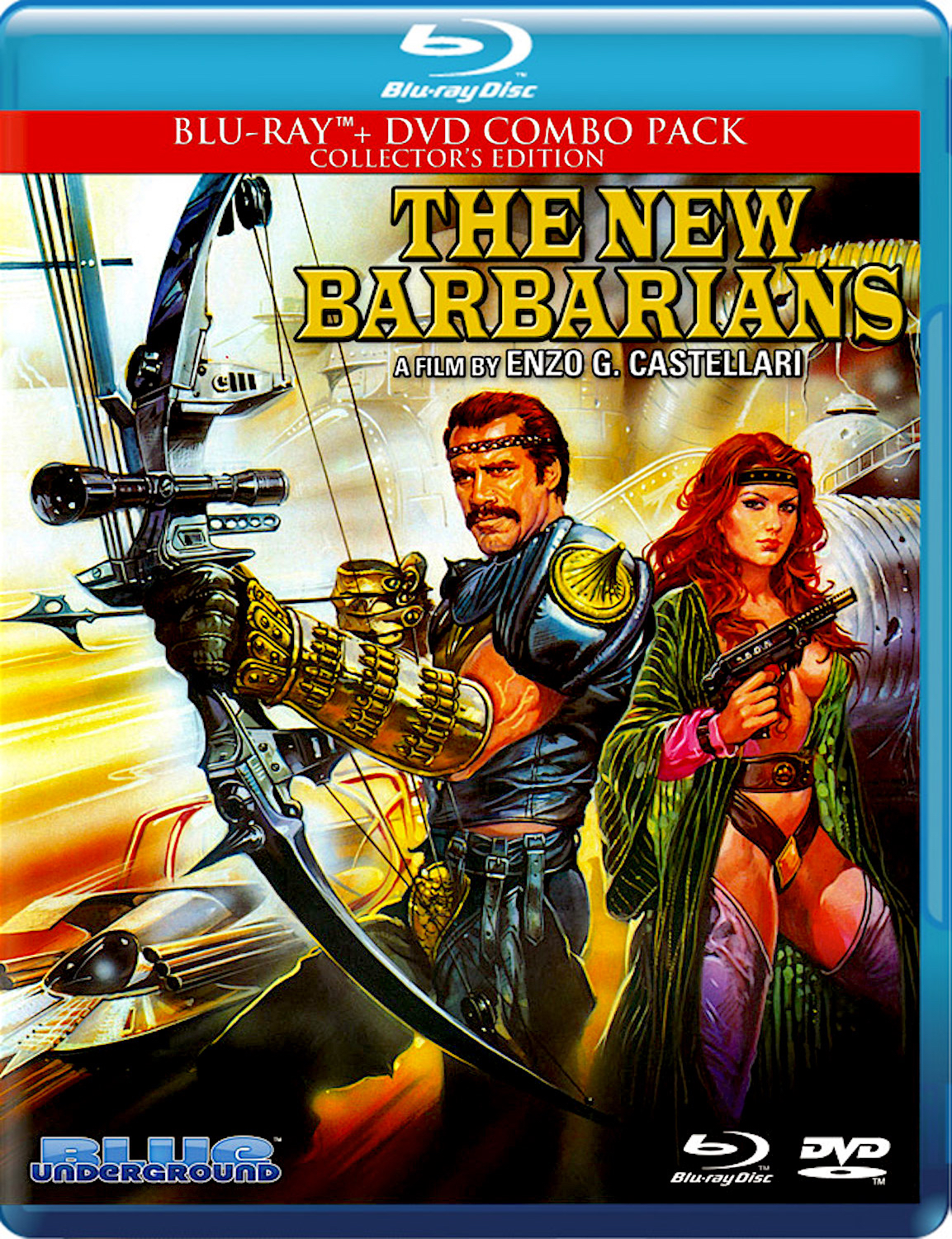 the new barbarians 1990