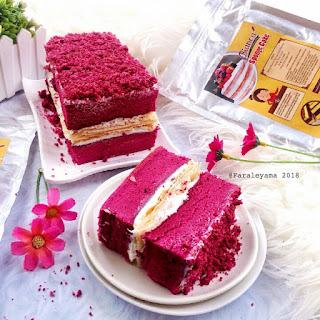 Ide Resep Bosang Cake KW Ala Kue Artis