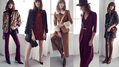 linea patrizia pepe per la moda donna autunno-inverno 2016/17