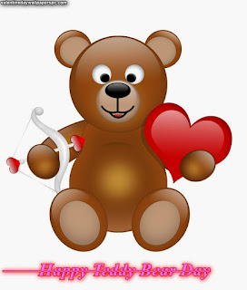 Happy Teddy Bear Day HD Image