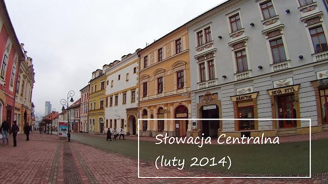 Bańska Bystrzyca i Rużomberok - wycieczka na centralną Słowację