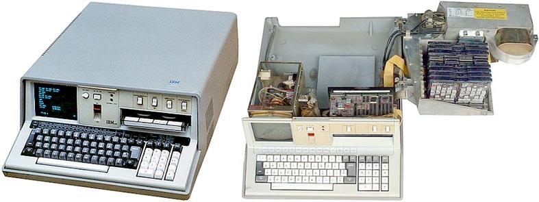 FIRST LAPTOP COMPUTER- IBM 5100 ~ gwax programs