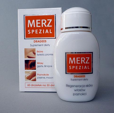 tabletki na wypadanie włosów regital