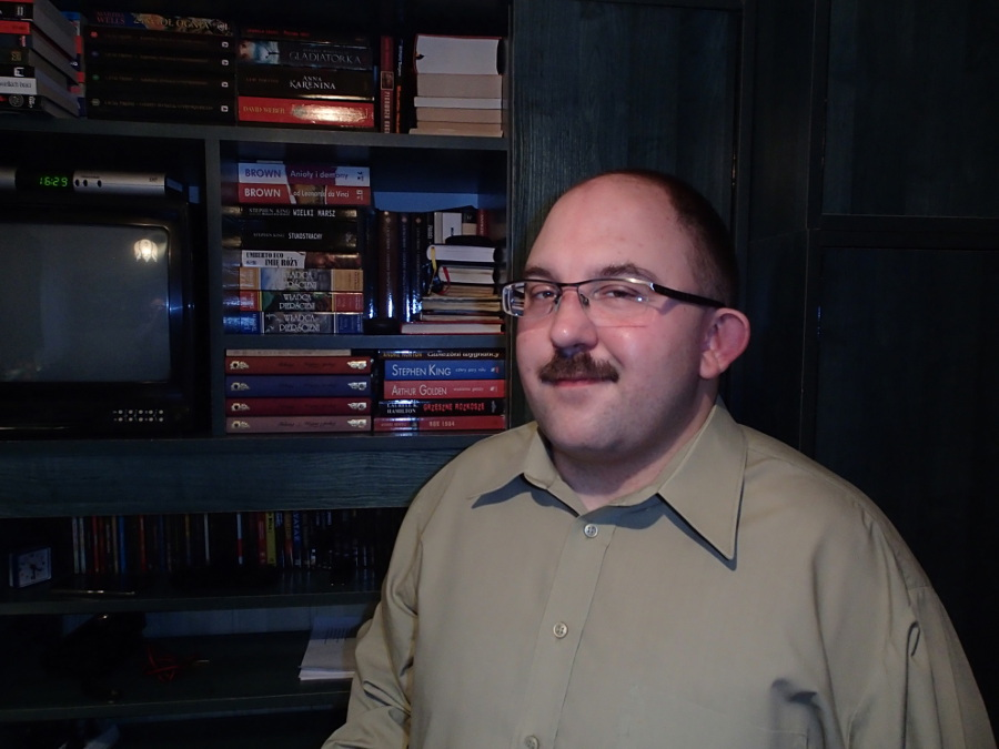 Adam Magdoń - autor, pisarz