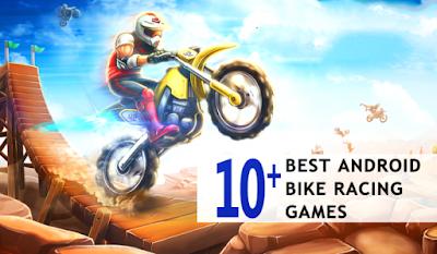 10 Game Balapan Motor Gratis Android Terbaik