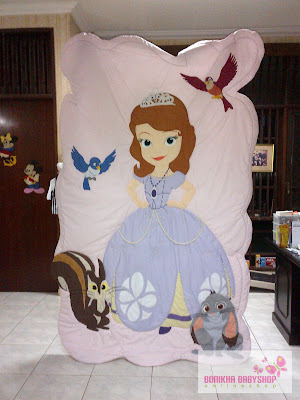 Bed Cover Sofia