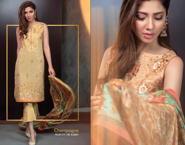 Alkaram Eid Collection 2017-18