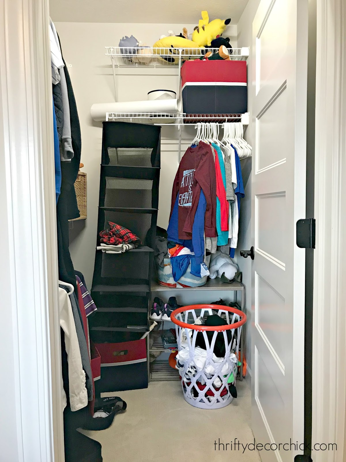 How to declutter with kids