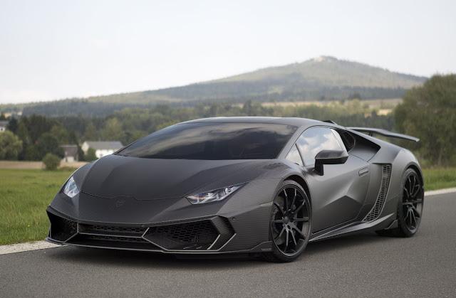 Lamborghini TOROFEO  auf der Strasse