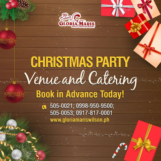 Still doesn't have venue for Christmas party or Year end party?