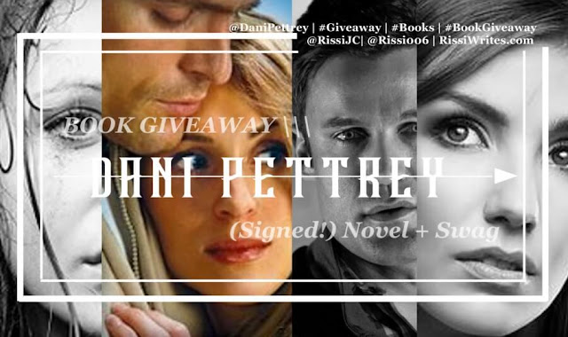 book swag giveaway