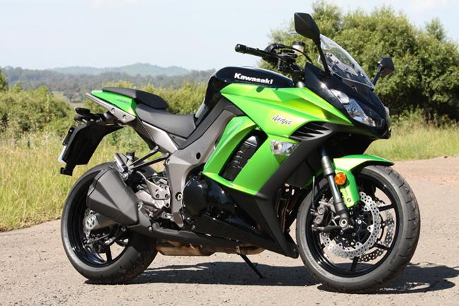 The 2013 Kawasaki Ninja 1000 Abs