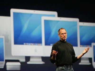 Steve Jobs, ex-CEO e cofundador da Apple
