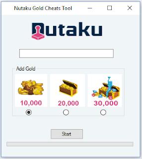 Nutaku cheats