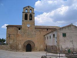 Arens de Lledó, Arenys, Lledó, iglesia