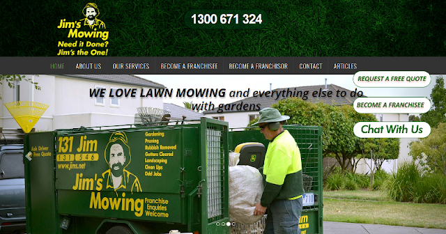 leading lawn mowing and lawn care service provider
