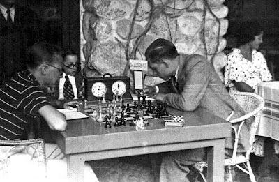 R. Llorens – A. Ribera – Sitges, 1934