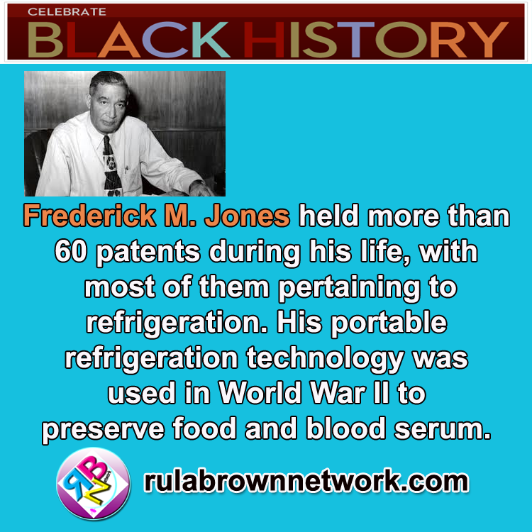 Rulabrownnetwork Rbn Black History Facts