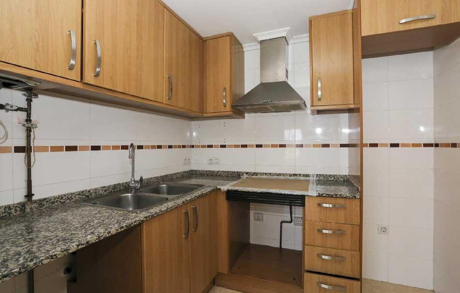 piso en venta calle albocacer almazora cocina