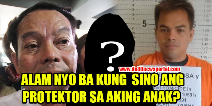BREAKING NEWS: Mayor Espinosa Reveals Protector Of His Son Kerwin After Surrendered