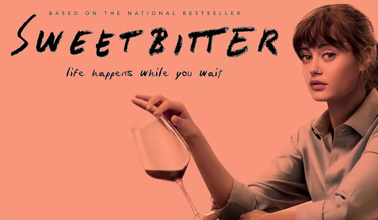 Sweetbitter poster key art banner starz
