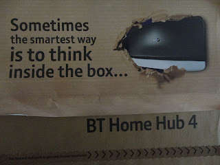 BT Home Hub 4 Review